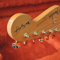 1994 Stevie Ray Vaughan Signature Stratocaster