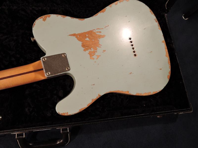HansaGuitars - 2008 Fender Custom Shop 50\'s Telecaster Heavy Relic