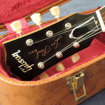 2012 Gibson Les Paul Gold Top